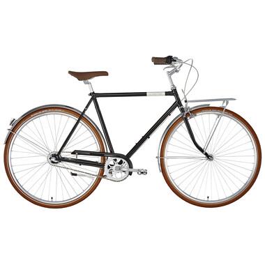 Bicicletta Olandese CREME CAFERACER UNO DIAMANT Nero 2019